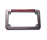 Signal Dynamics LED License Plate Frame with Turn Signals