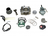 BBR Motorsports 88cc FTP Big Bore Kit with Cam