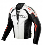 Spidi Sport S.R.L. Track Leather Jacket