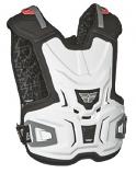 Fly Racing Junior Body Vest Lite (Black / Sm-Md) [Less Than Perfect]