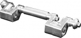TKI Universal Offset Axles - 136in. and Longer Track Length