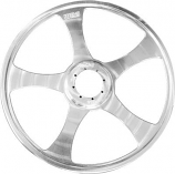 TKI 5-Spoke Billet Wheel - 10in.