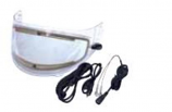 G-Max Double Lens Electric Shield for GM67S Helmet