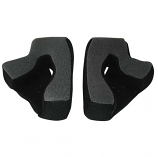 G-Max Cheek Pads for GM49Y Youth Helmet - Sm (40mm)