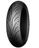 Michelin Pilot Road 4 GT Rear Tires
