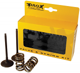 Pro-X Steel Exhaust Valve and Spring Kit