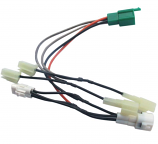 Scorpio Factory Connector Kit