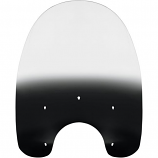 Memphis Shades 21in. Replacement Plastic for HD Detachable King Size Windshield
