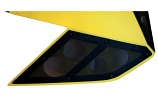 RSI Racing Air Vents for Snowmobile Chassis