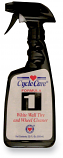 Cycle Care Formulas Formula 1 White Wall Tire and Wheel Cleaner