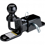 Moose Utility Multi-Purpose Hitch with Ball Mount