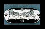 Drag Specialties Eagle Spirit Inspection Cover