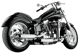 Supertrapp 2-Into-2 Staggered Internal Disc Exhaust System