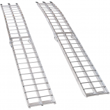 Moose Racing Arched Aluminum Folding Ramp