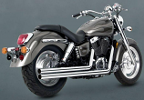 Vance & Hines Longshots Original Exhaust System