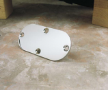 Drag Specialties Primary Chain Inspection Cover