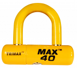 Trimax Ultra-High Max 40 Security Disc/Cable Lock