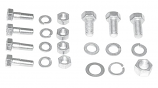 Colony Jiffy Stand and Foot Clutch Lever Bracket Mounting Kit