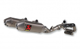 Akrapovic Racing Line Full Exhaust System