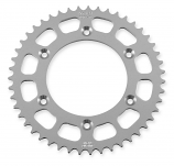 Parts Unlimited Steel Rear Sprocket