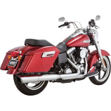 Vance & Hines Twin Slash 2:1 Slip-On