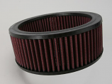 S&S Cycle Replacement Air Filter for Teardrop Air Cleaner Kit
