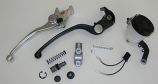 Shindy Replacement Tank and Hose for Master Cylinder Brake Kit
