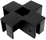 Promotional Items Vendor Canopy Replacement Part for Plastic Top Fitting for std. Center Pole