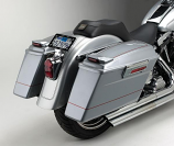 Cycle Visions Bagger-Tail for Softail Bag Mounts