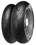 Continental Conti Sport Attack Hypersport Rear Tire