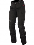 Alpinestars Stella Andes Drystar Womens Pants (Light Gray/Black / 2XL) [Warehouse Deal]