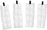 Techniche Coolpax Cooling Inserts for Hybrid Elite Sport Cooling Vest