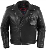 Pokerun Outlaw 2.0 Leather Jacket (Lg) [Less Than Perfect]