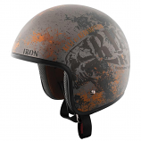 Speed & Strength SS600 Rust and Redemption Helmet