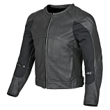 Speed & Strength Full Battle Rattle Leather Jacket