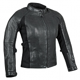Speed & Strength Speed Society Leather/Textile Womens Jacket