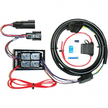 Khrome Werks Plug-and-Play Trailer Wiring Kit