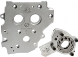 Feuling OE+ Oil Pump/Cam Plate Kit for Gear or Chain Drive