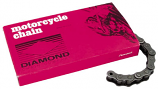 Diamond Chain Diamond 530XLO O-Ring Rear Chain