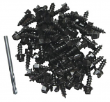 Skinz Protective Gear Traction Screws for FootLok Traction Cleats