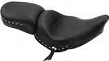 Mustang Studded Wide Touring Solo Seat