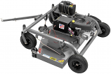 Quadboss Finish Cut 60in. Mower with 14.5 hp Briggs & Stratton I/C Motor, Electric Start