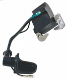 Outside Distributing Ignition Coil