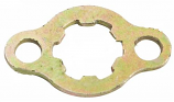 Outside Distributing Shaft Hole Plate for Drive Chain Sprocket