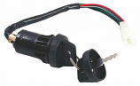 Outside Distributing Ignition Key Switch