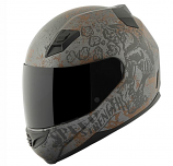 Speed & Strength SS1200 Rust and Redemption Helmet