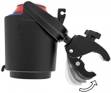 Ram Mounts RAM Tough Claw Mount with Cup Holder