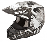 Fly Racing F2 Carbon Pro Stamp Helmet
