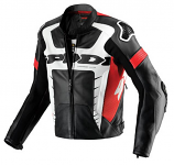 Spidi Sport S.R.L. Warrior Pro Leather Jacket