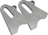 TC Bros Universal Axle Plates - 20mm